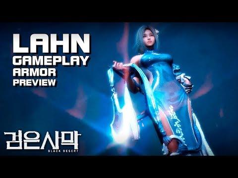 Black Desert Online - Lahn - Armor / Gameplay preview — MMORPG com