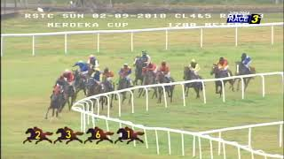 020918 Race 3 Merdeka Cup Class 4&5 1700M