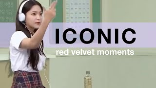 iconic red velvet moments