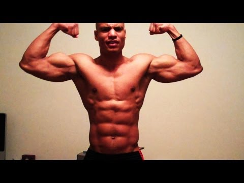 Video Fast Easy Way To Cook Eggs! Muscle Building Breakfast Meal - (Big Brandon Carter)