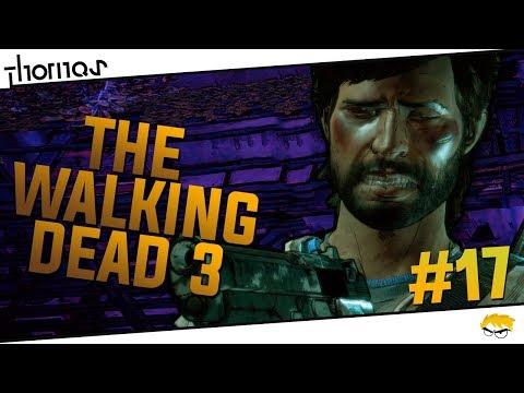 The Walking Dead 3 - |#17| - Sbohem, Klementýnko! :'( | Český Let's Play | Částečný překlad