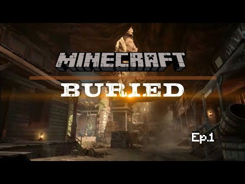 Buried I Call of Duty: Zombies I DLC#3 Minecraft Project
