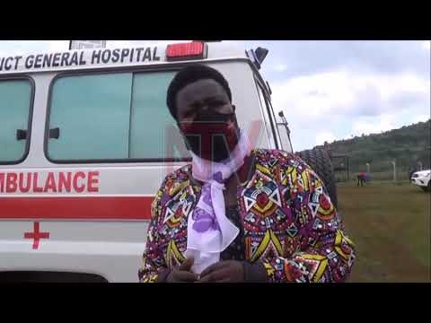 UNRA donates ambulances to Bukwo, Kween health centers