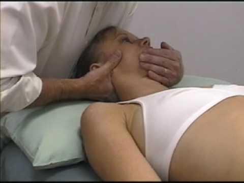 Osteochondrose Behandlung traditionelle Methoden