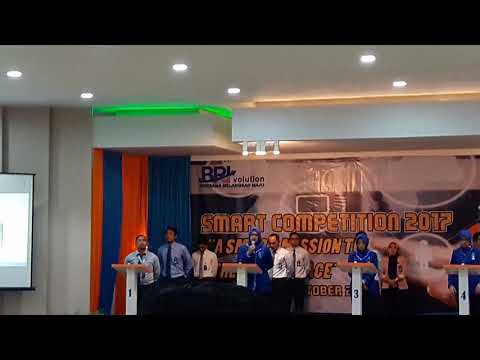 Smart Competition BRI kanwil Aceh