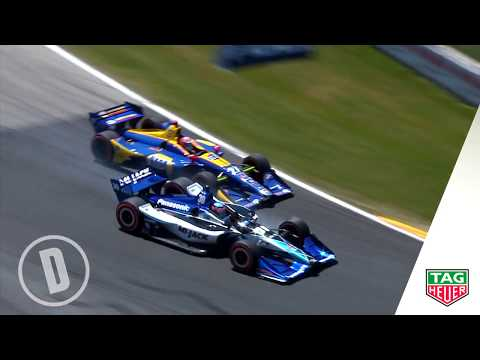 TAG Heuer Moment of the Race: Road America