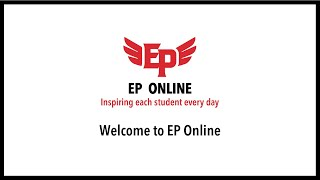 EP ONLINE: Welcome!