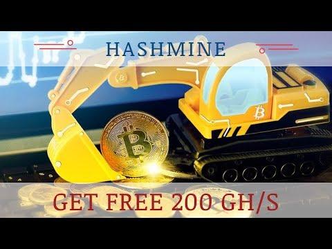 Hashmine.net отзывы 2019, mmgp, обзор, Bitcoin Cloud Mining, get Free 200 Gh/s
