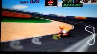 "Luigi Raceway 1'58""50"