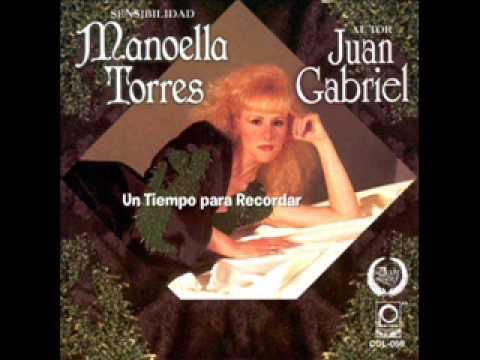 Aun que te Enamores-Manoella Torres interpreta a Juan Gabriel