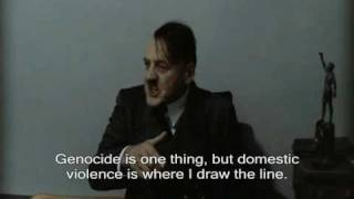 Hitler's Public Service Announcement on Domestic Violence