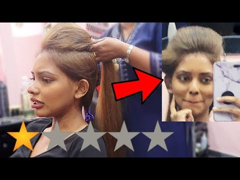 I WENT TO THE WORST REVIEWED HAIR SALON IN DUBAI