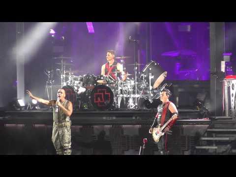 Rammstein LIVE Ausländer - Gelsenkirchen, Germany 2019 (May 27th)