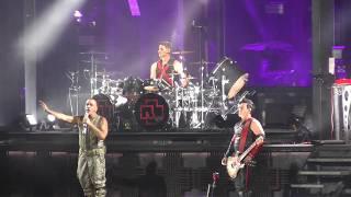 Rammstein LIVE Ausländer   Gelsenkirchen, Germany 2019 (May 27th)