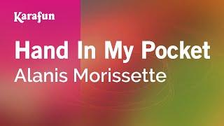 Karaoke Hand In My Pocket - Alanis Morissette *