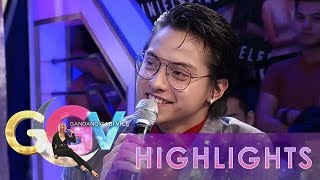 GGV: Daniel, open to the idea of having different onscreen partners