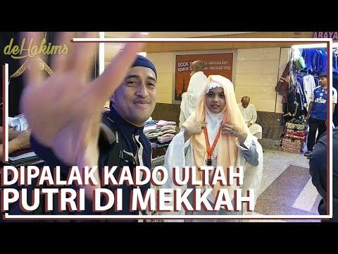 Dipalak Kado Ultah Putri, di Mekkah
