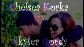 Skyler Gordy ♥ Chelsea Korka