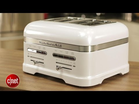 The $500 KitchenAid Toaster takes you for a ride