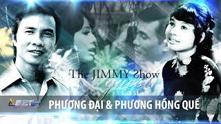 The Jimmy Show | Ca sĩ Phương Hồng Quế, Phương Đại và Phu Nhân | SET TV www.setchannel.tv