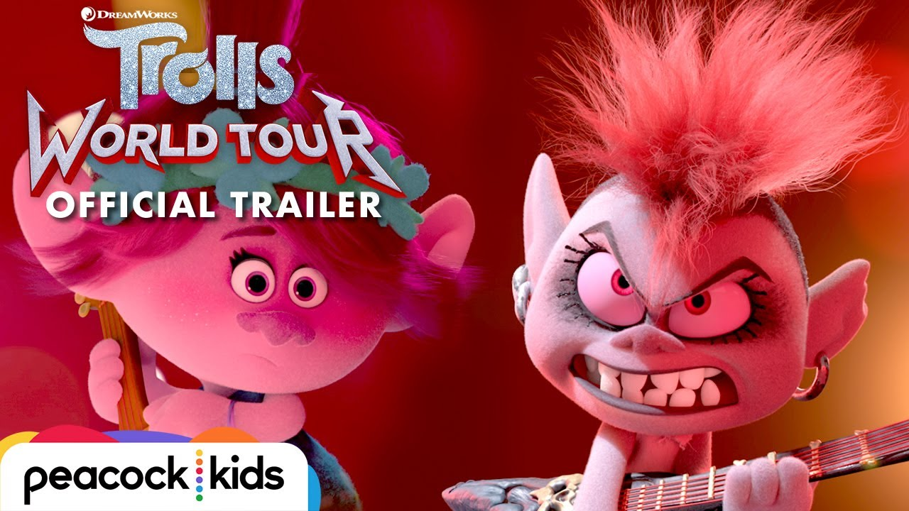 Trolls World Tour, 2020 - Anna Kendrick, Sam Rockwell and Jamie Dornan