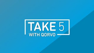 Take 5 With Qorvo: How are you staying connected while working from home?