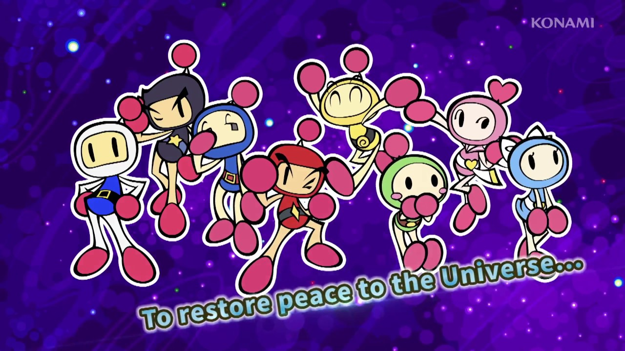 Super Bomberman R - Trailer di Lancio