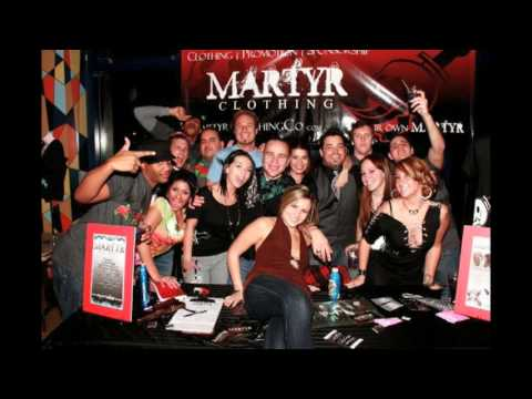 Martyr Clothing - Scarlet Carson - Jenks - Inked Up Angels Tattoo Contest