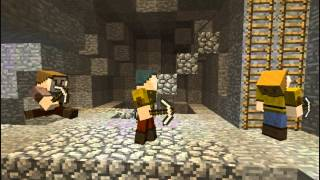 Heigh Ho! in Minecraft
