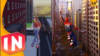 Spider-Man PS4 Suit In Disney Infinity Mod (And Tutorial)!