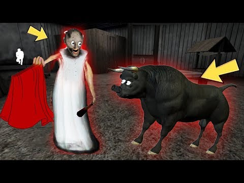 Granny vs Aliashraf funny animation part 36 (видео)