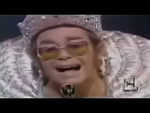 Elton John - Lucy In The Sky With Diamonds - 1974 (Audio HQ)