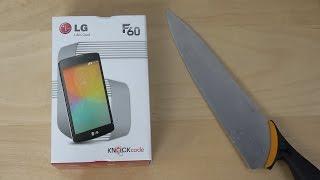 LG F60 - Unboxing (4K)