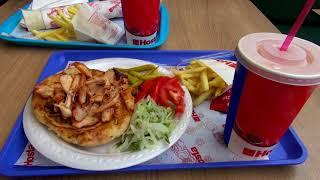 #31 В Анкару на своей машине. Где дешево поесть в Турции. Стоимость еды в Анкаре. Океанариум Анкары