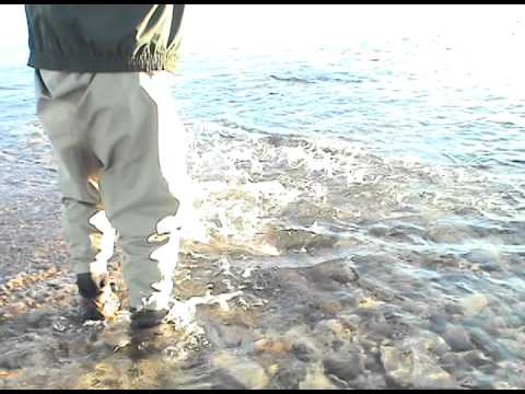 Fly fishing for Arctic Char (Almost Feels Like Heaven, original music)