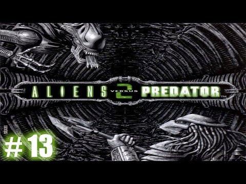 /CZ\ Aliens vs Predator 2 Part 13 - Generál vs Predator