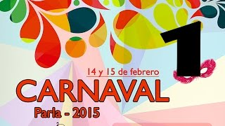 preview picture of video 'CARNAVAL DE PARLA 2015 - Trailer'