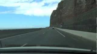 preview picture of video 'Journey home from Ile de la Réunion on 19/10/2012 Final part'