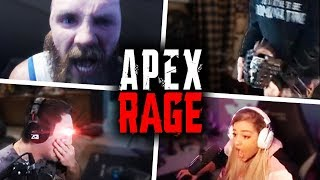 Best Apex Legends RAGE Moments
