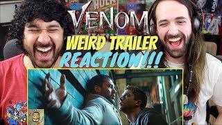 VENOM WEIRD TRAILER   Funny Spoof PARODY by Aldo Jones - REACTION!!!