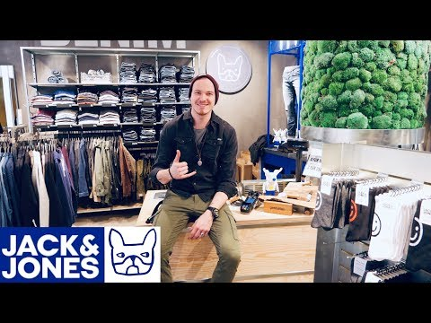 STYLING TIPPS JACK&JONES Jeans Studio STORE HAMBURG | by Jo´s Lifestyle  Part 3