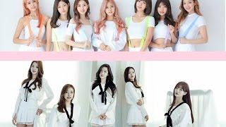 Kpop Girl Group Fandom Names