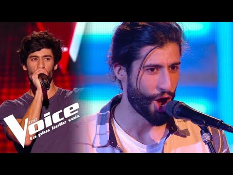 LSD – Genius   MB14   The Voice All Stars France 2021   Blind Audition