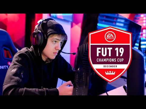 FIFA 19   Gfinity FUT Champions Cup December   Final Day
