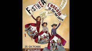 preview picture of video 'Festhéa 2014 - Soirée de clôture'