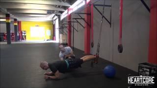 Body Saw Tutorial   HEARTCORE Athletics