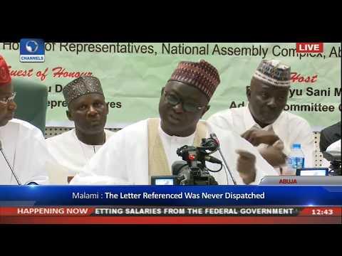 Mainagate: AGF Malami, Oyo Ita,Magaji Answer Questions Pt.2 |Live Coverage|