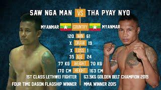 Saw Shark Vs Tha Pyay Nyo, Myanmar Lethwei, 2015, Lekkha Moun, Burmese Boxing