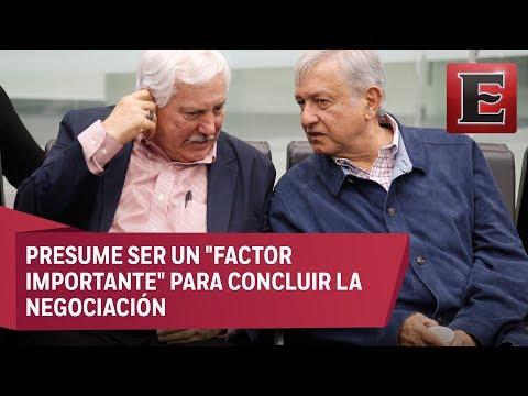 López Obrador revela rupturas en la renegociación del TLCAN
