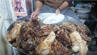 PAKISTANI STREET FOOD PESHAWAR ZIYKA CHAWAL